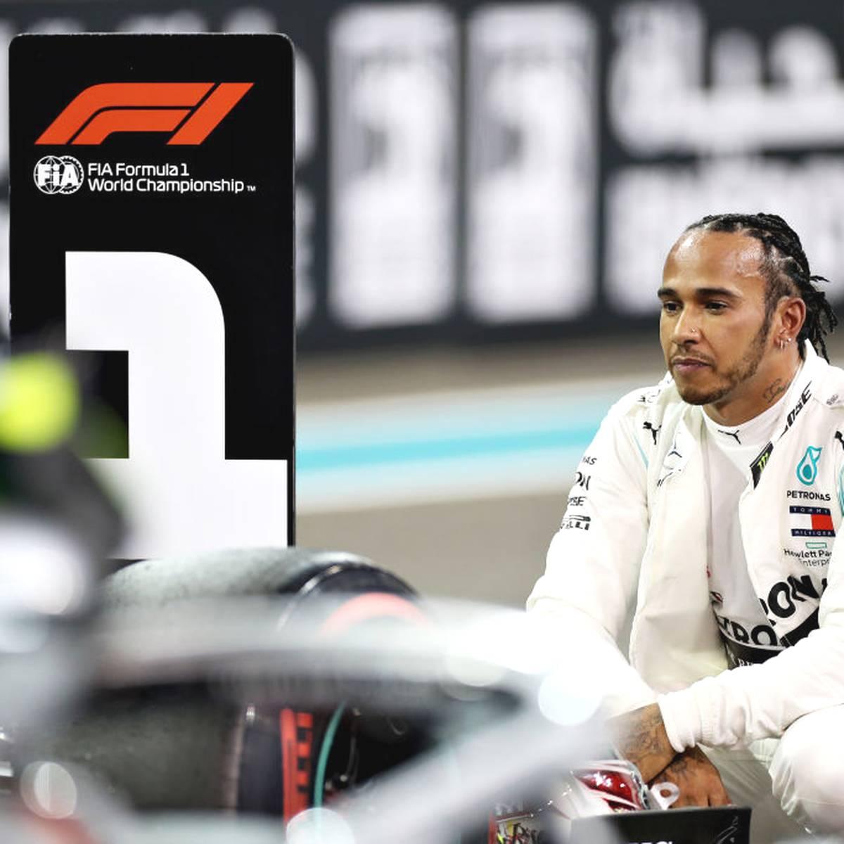 Tappt Hamilton in Schumacher-Falle?