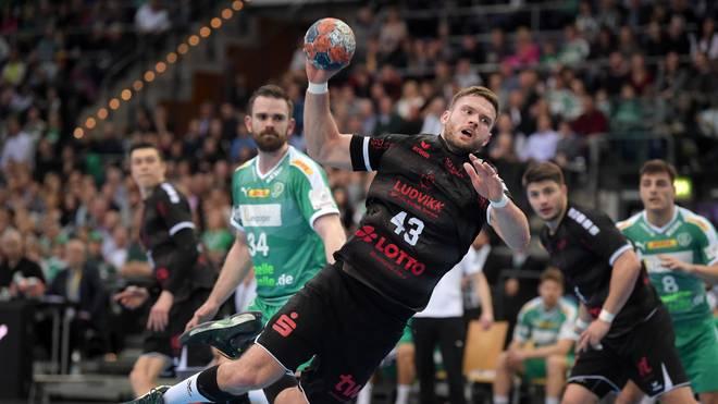 Kai Dippe von Handball-Bundesligist Eulen Ludwigshafen beendet seine Karriere