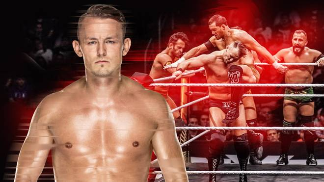 Marcel Barthel spricht bei SPORT1 über seine Anfänge bei WWE