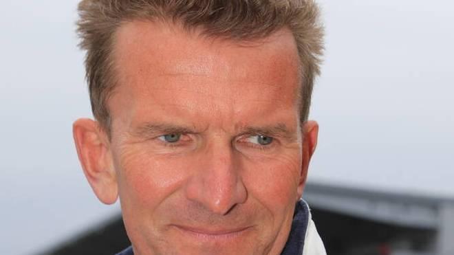 Michael Groß ist Schwimm-Olympiasieger