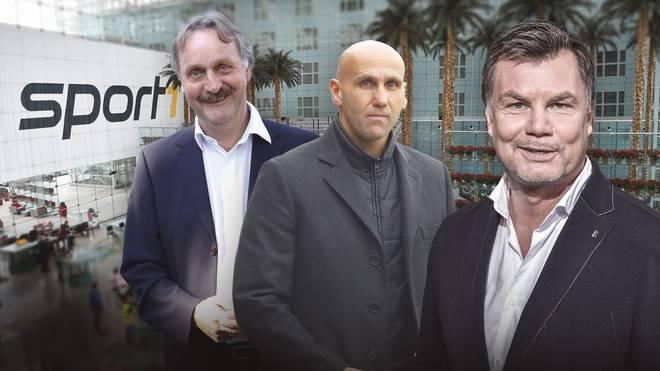 Peter Neururer und André Schubert sind zu Gast im CHECK24 Doppelpass