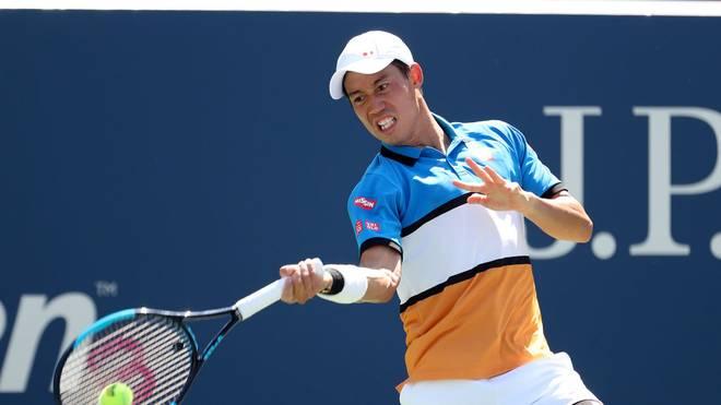 Kei Nishikori hat seine Teilnahme bei den US Open abgesagt