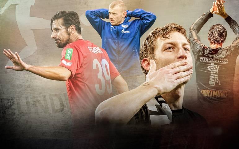 Der letzte Spieltag dieser Saison wird auch für viele Spieler der letzte sein: in ihrer Karriere, oder für ihren bisherigen Verein. SPORT1 zeigt die Stars, die der Bundesliga den Rücken kehren