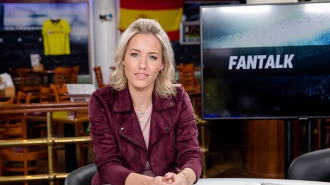 Laura Papendick moderiert ab dieser Saison den Fantalk auf SPORT1