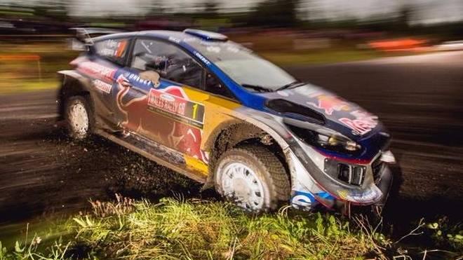 Sebastien Ogier ist zum fünften Mal in Folge Rallye-Weltmeister