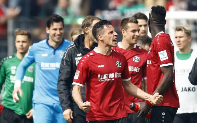 Hannover 96 v Eintracht Braunschweig - Second Bundesliga