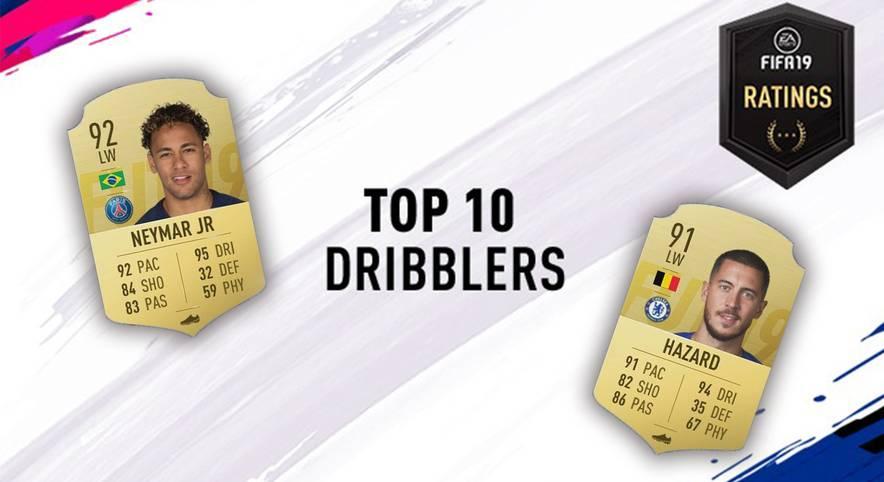 Eine gute Ballführung ist viel wert, auch in FIFA 19. Entsprechend präsentiert Electronic Arts nun die besten und erfolgreichsten Dribbler des Spiels