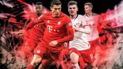 FC Bayern gegen RB Leipzig