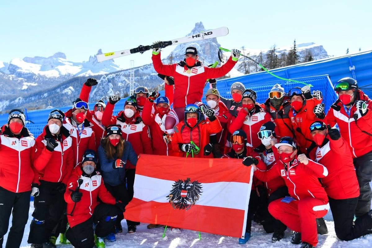 Erstmals in knapp 116 Jahren steht eine Frau an der Spitze des Österreichischen Skiverbandes (ÖSV).