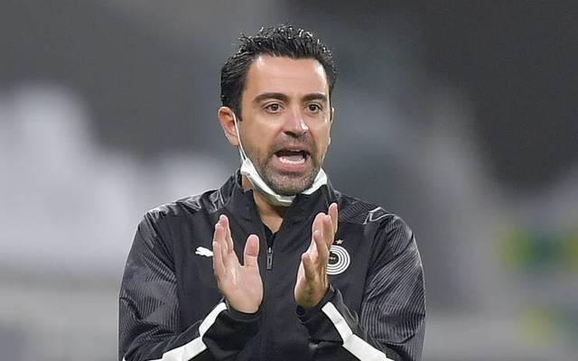 Xavi gewann mit Al Sadd die Meisterschaft in Katar