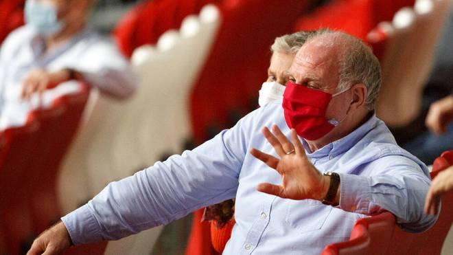Uli Hoeneß ist Ehrenpräsident des FC Bayern