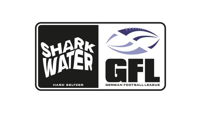Shark Water und die GFL arbeiten nun zusammen an der weiteren Entwicklung des deutschen Footballs