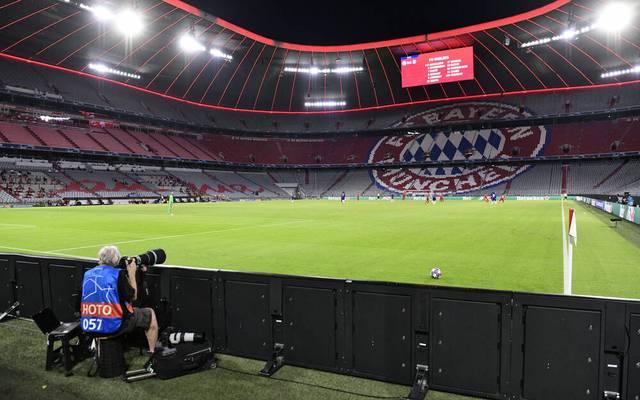 Beim Bundesliga-Auftakt in der Allianz Arena sind nun doch keine Fans zugelassen
