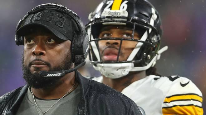 Mike Tomlin von den Pittsburgh Steelers ist einer von wenigen afro-amerikanischen Head Coaches in der NFL