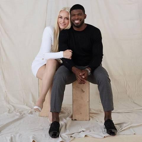 Erst im August 2019 hatten sie sich verlobt - nun das: Der frühere Ski-Star Lindsey Vonn und Eishockey-Profi P.K. Subban haben sich getrennt