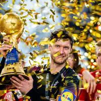 Champions-League-Sieger. Weltmeister. Welthandballer.