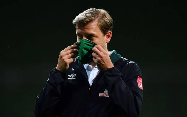 Florian Kohfeldt und Werder Bremen müssen dringend punkten