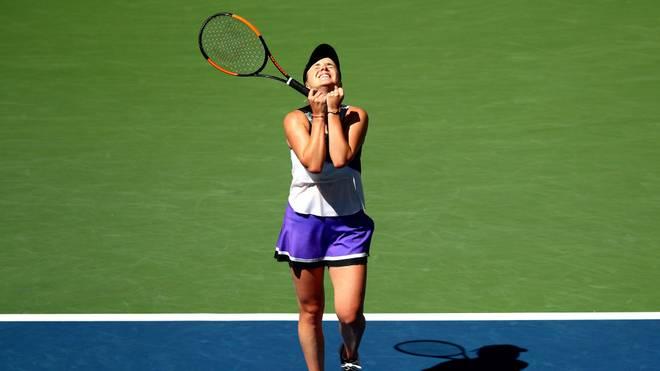 Jelena Svitolina steht als erste Ukrainerin im Halbfinale der US Open