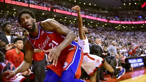 NBA-Playoffs: Aufreger mit Durant, Embiid, Irving, Leonard, Curry & Harden