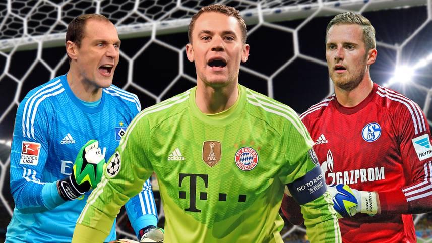 Es ist Halbzeit in der Bundesliga-Saison. In der Hinrunde haben viele Spieler positiv wie negativ auf sich aufmerksam gemacht. SPORT1 zeigt, wer sich auf welcher Position am besten ausgezeichnet hat - beginnend bei den Torhütern. Ermittelt wird die SPORT1-Durchschnittsnote - vorausgesetzt, der Spieler kommt auf mindestens acht Partien