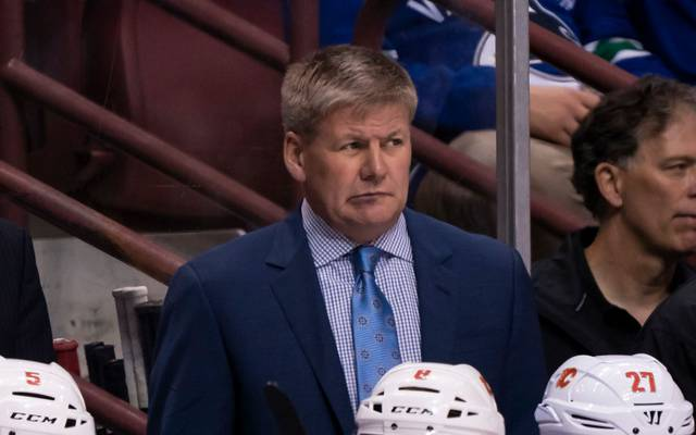 Bill Peters ist nicht mehr Trainer der Calgary Flames