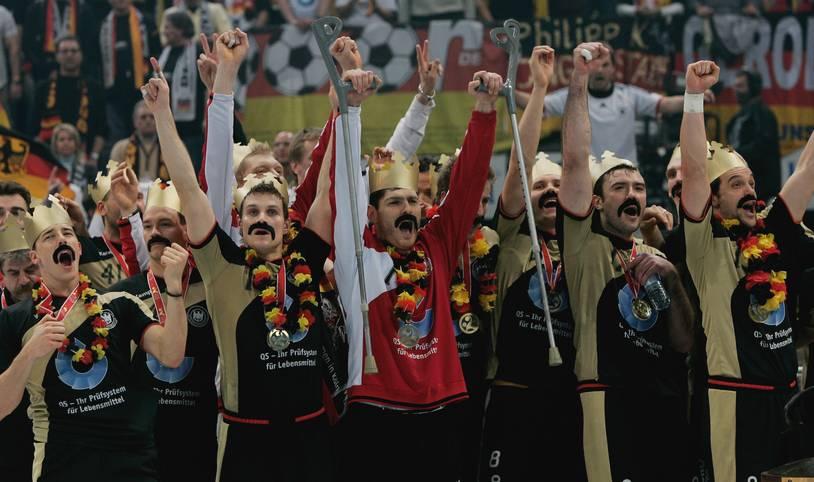 Als krasser Außenseiter gestartet, gewinnt die deutsche Handball-Nationalmannschaft bei der Heim-WM 2007 den Titel. SPORT1 blickt auf das Wintermärchen zurück