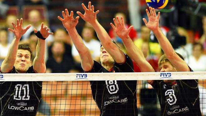 Deutschland Volleyball-Herren