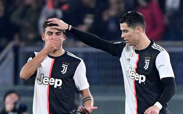 Ein starkes Duo: Cristiano Ronaldo und der MVP der Serie A