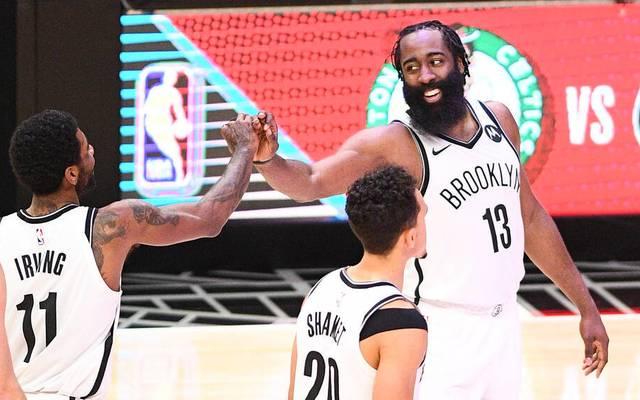 Die Brookyln Nets schlagen Orlando Magic mit 129:92