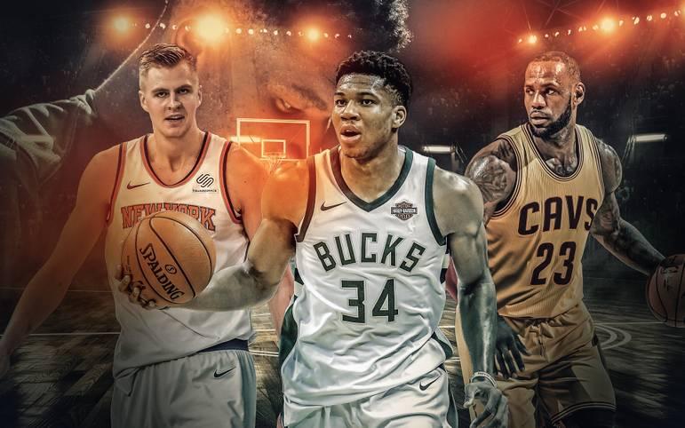 In der NBA sind die ersten Partien gespielt und einige Stars präsentieren sich in glänzender Form. Ein Youngster startet stark in die Saison und LeBron James ist der einzige Lichtblick seines Teams. SPORT1 zeigt die zehn heißesten NBA-Spieler