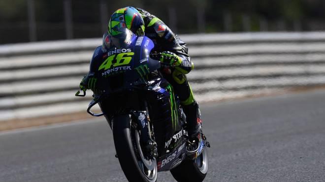 Valentino Rossi will auch 2021 in der MotoGP an den Start gehen