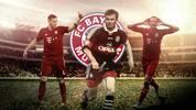 Niklas Süle braucht noch ein paar Treffer, um an die torgefährlichsten Innenverteidiger des FC Bayern wie Thomas Helmer (M.) oder Daniel Van Buyten heranzukommen