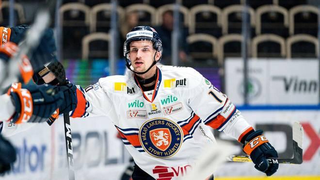Casey Bailey spielte zuletzt für Växjö