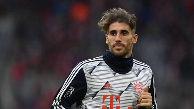 Javi Martínez steht seit 2012 bei den Bayern unter Vertrag