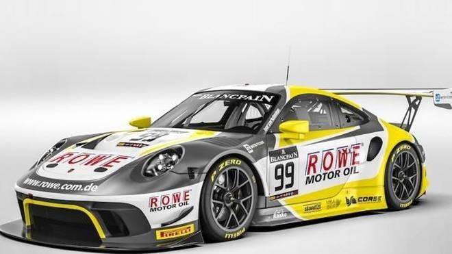 Rowe wird bei den 24h Spa zwei Porsche 911 GT3 R einsetzen