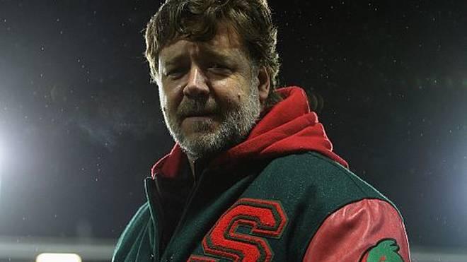 Ist Russell Crowe bald Besitzer von Leeds United?