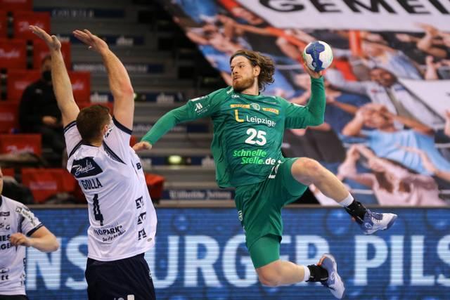 Kürzlich musste die Partie des SC DHfK Leipzig abgesagt werden, weil bei Gegner Erlangen Spieler positiv getestet wurden