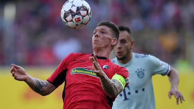 Mike Frantz, SC Freiburg, Kapitän