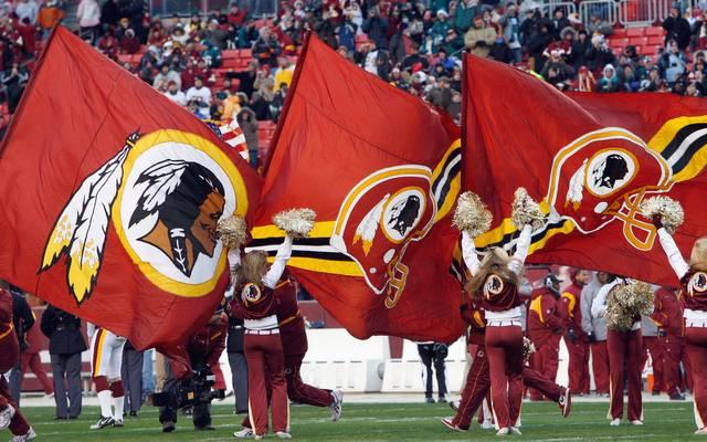 Die Washington Redskins brauchen jetzt einen neuen Namen und ein neues Logo