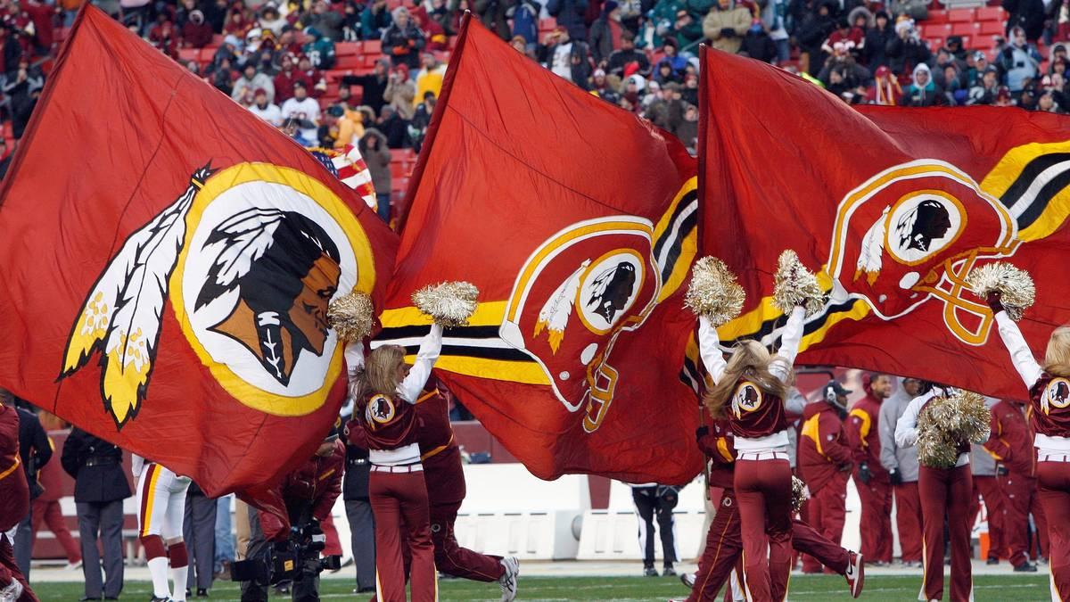 NFL Washington Redskins ändern Namen und Logo