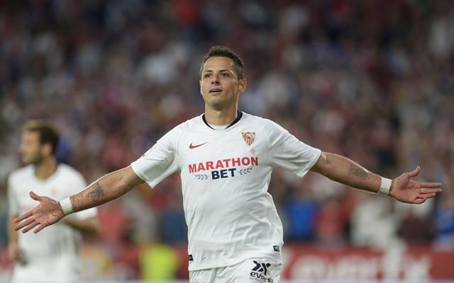 """Ex-Leverkusener Javier """"Chicharito"""" Hernandez wechselt zu Los Angeles Galaxy"""
