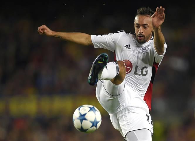 BAYER LEVERKUSEN: Mit seinen konstant starken Leistungen weckt Karim Bellarabi die Begehrlichkeiten internationaler Topklubs. Auch in der deutschen Nationalmannschaft hat der offensive Mittelfeldspieler bereits Fuß gefasst