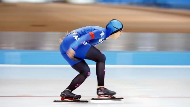Miho Takagi stellte in Obihiro einen Punkteweltrekord im Eisschnelllauf auf