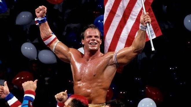 Lex Luger gewann vor 25 Jahren den Hauptkampf des WWE SummerSlam 1993