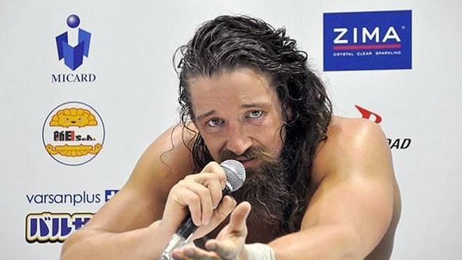 Jay White sorgte bei einer Pressekonferenz für Aufhorchen in der Wrestlingwelt