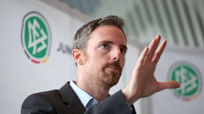 Meikel Schönweitz ist seit Anfang 2019 Cheftrainer der Jugend-Nationalmannschaften des DFB