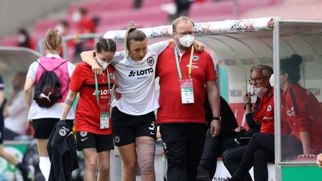 Tanja Pawollek fällt mehrere Monate aus