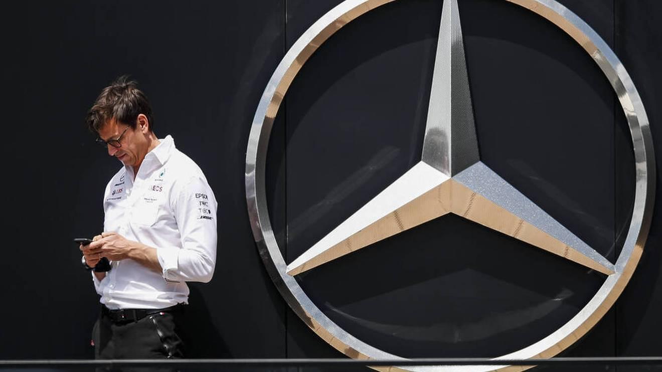 Seit 2013 ist Toto Wolff als Motorsport-Chef bei Mercedes tätig