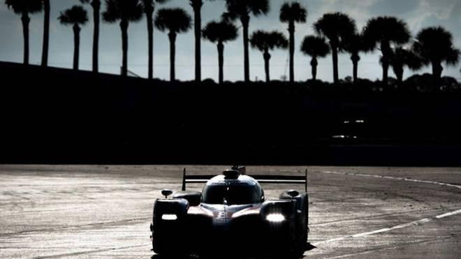 Der #8 Toyota führt die LMP1-Wertung vor den 1.000 Meilen Sebring an
