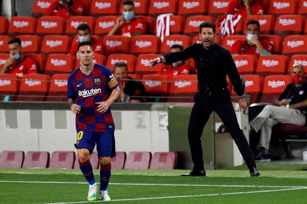 Zum ersten Mal in seiner beachtlichen Karriere war Lionel Messi im Sommer tatsächlich auf dem Markt. Diego Simeone wagte einen Vorstoß - weit kam er aber nicht.